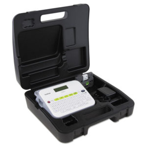 Brother P-Touch® PT-D400 Versatile Label Maker