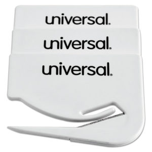 Universal® Letter Slitter with Concealed Safety Blade