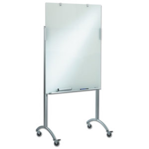 Iceberg Clarity Glass Mobile Presentation Easel