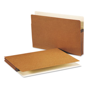 Smead® Redrope Drop Front File Pockets