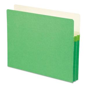 Smead® Colored File Pockets