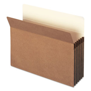 Smead® 100% Recycled Top Tab File Pockets