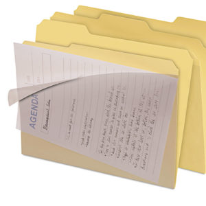 find It™ Clear View Interior File Folders