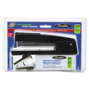 Swingline® 747® Classic Stapler Plus Pack