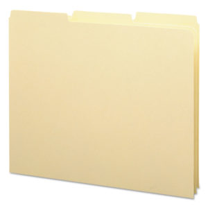 Smead® Recycled Blank Top Tab File Guides