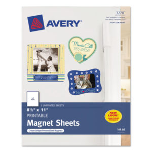 Avery® Printable Magnet Sheets