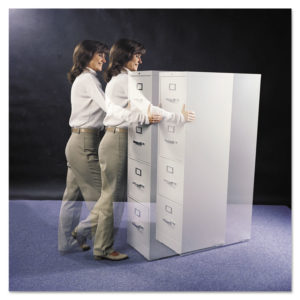 Master Caster® File Cabinet Floor Savers