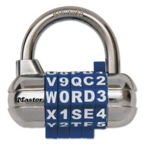 Master Lock® Password Plus™ Combination Lock