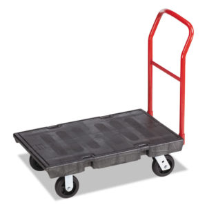 Rubbermaid® Commercial Heavy-Duty Platform Truck