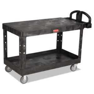 Rubbermaid® Commercial Heavy-Duty Utility Cart