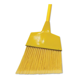Boardwalk® Corn/Fiber Angled-Head Brooms