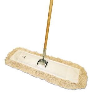 Boardwalk® Cotton Dry Mopping Kit