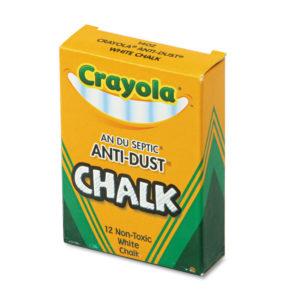 Crayola® Anti-Dust® Chalk