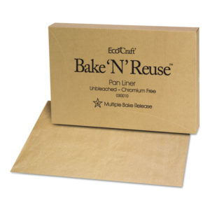 Bagcraft EcoCraft® Bake 'N' Reuse Pan Liner