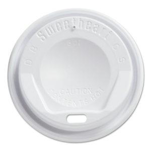 Dart® Gourmet Dome Sip-Through Lids