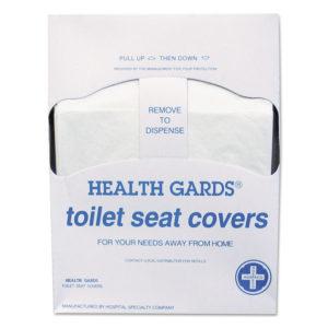 HOSPECO® Health Gards® Quarter-Fold Toilet Seat Covers