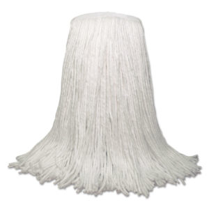 Boardwalk® Banded Rayon Cut-End Mop Heads