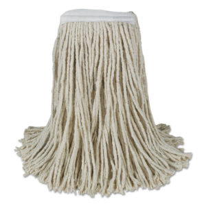 Boardwalk® Banded Cotton Mop Heads