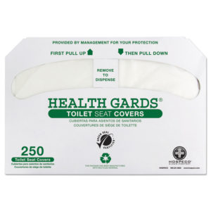 HOSPECO® Health Gards® Green Seal Recycled Toilet Seat Covers
