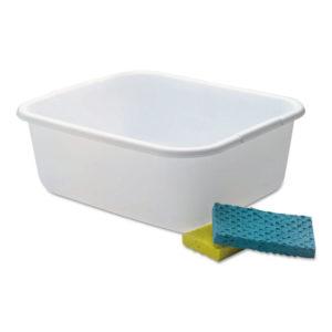 Rubbermaid® Microban® Dishpan