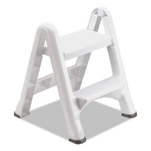 Rubbermaid® Two-Step Folding Stool