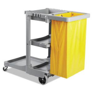 Boardwalk® Janitor's Cart