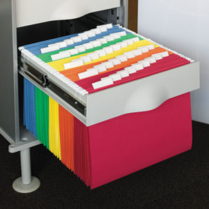 Smead® Colored Hanging File Folders