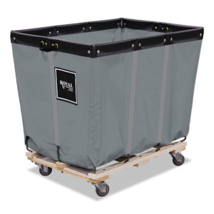 Royal Basket Trucks Permanent Liner Truck