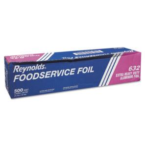 Reynolds Wrap® Extra Heavy-Duty Aluminum Foil Rolls