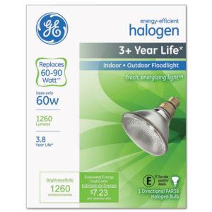 GE Halogen PAR38 Floodlight