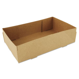 SCT® 4-Corner Pop-Up Food and Drink Trays