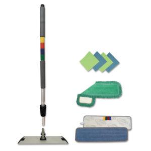 Boardwalk® Microfiber Cleaning Kit