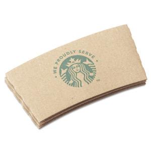 Starbucks® Cup Sleeves