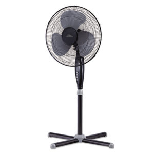 "Lakewood 16"" Three-Speed Oscillating Pedestal Fan"