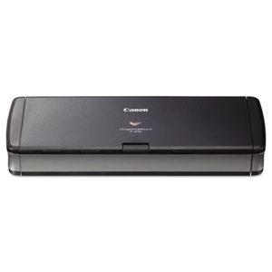 Canon® imageFORMULA P-215II Personal Document Scanner