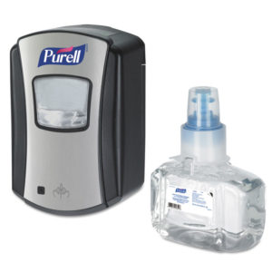 PURELL® LTX-7™ Advanced Instant Hand Sanitizer Kit