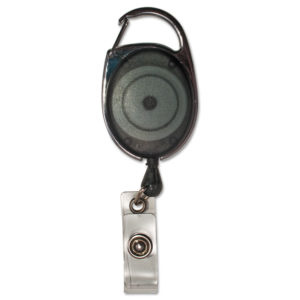 Advantus Carabiner-Style Retractable ID Reel
