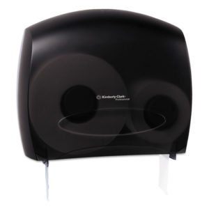 Kimberly-Clark Professional* JRT Jr. Escort® Jumbo Bathroom Tissue Dispenser