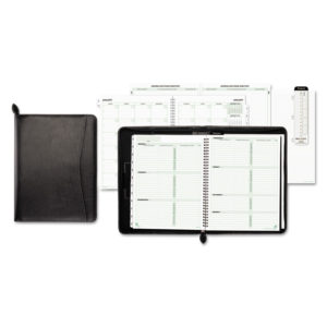 Day-Timer® Basque Bonded Leather Starter Set
