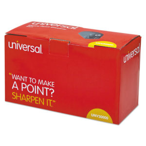 Universal® Electric Pencil Sharpener