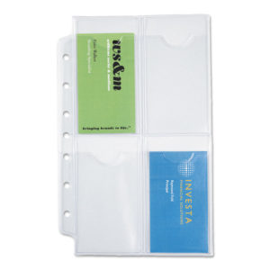 Day-Timer® Business/Credit Card Holder