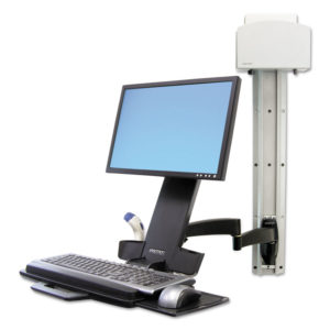 Ergotron® 200 Series Combo Arm