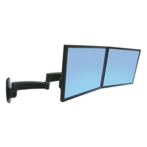 Ergotron® 200 Series Dual Monitor Arm