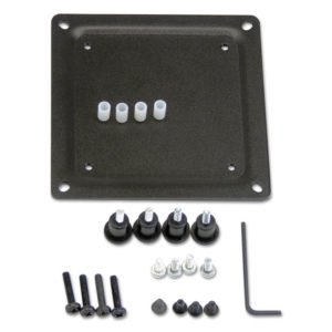 Ergotron® 75 mm to 100 mm Conversion Plate Kit