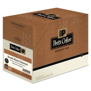 Peet's Coffee & Tea® Brazil Minas Naturais Coffee K-Cups®