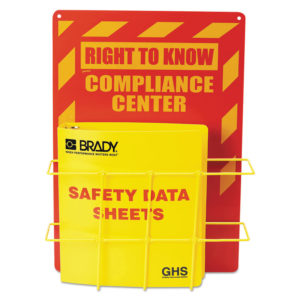 LabelMaster® HCS/GHS SDS Compliance Center