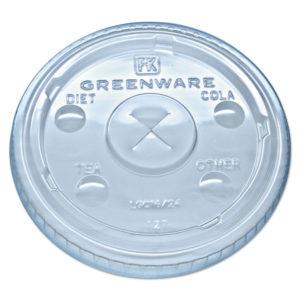 Fabri-Kal® Greenware® Cold Drink Lids