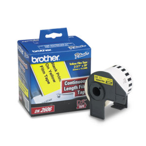 Brother Continuous Length Label Tapes