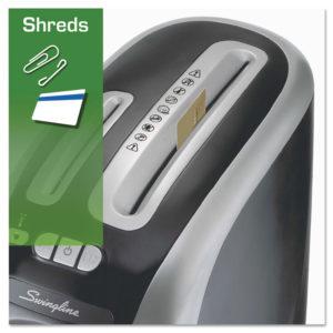 GBC® EX12-05 Super Cross-Cut Shredder