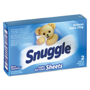 Snuggle® Vending-Design Fabric Softener Sheets